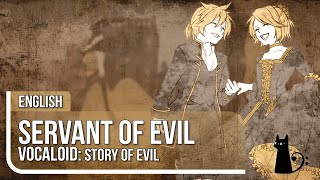 'Servant of Evil' English Cover by Lizz Robinett