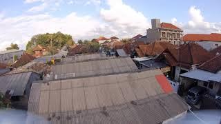 Runcam 5 Orange on fpv drone