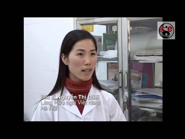 Cấy chỉ Catgut embedding Dr. Le Thuy Oanh VTV4