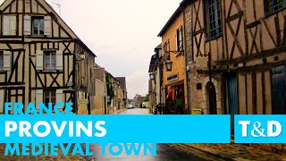 preview picture of video 'Provins - France'