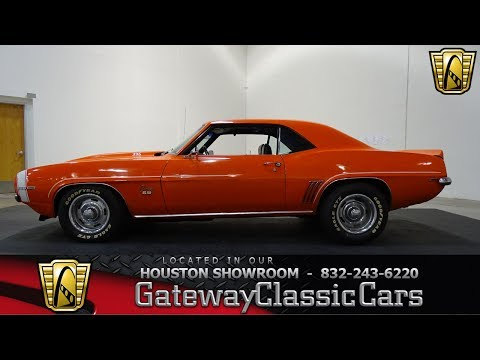 1969 Chevrolet Camaro for Sale - CC-989470