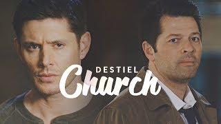 Destiel | If you were church