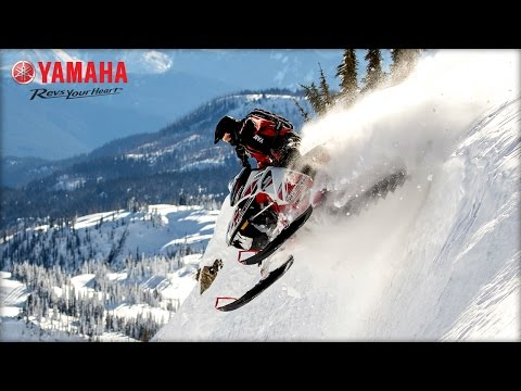 2018 Yamaha Sidewinder M-TX 153 in Derry, New Hampshire - Video 1