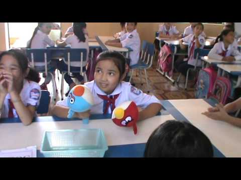 Hội đồng tự quản lớp 5A trường Tiểu học Phố Ràng 1 Bảo Yên Lào Cai