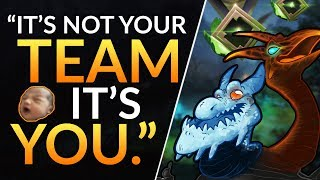 Pro Coach DESTROYS HERALD Jakiro: BRUTAL TRUTH BOMBS and Tips to Rank Up | Dota 2 Support Guide