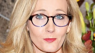 The Untold Truth Of J.K. Rowling