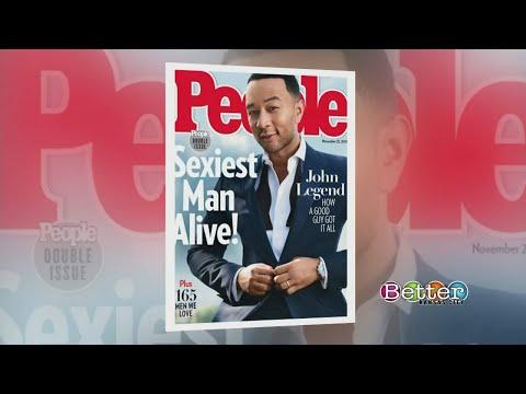 People Magazine's Sexiest Man Alive