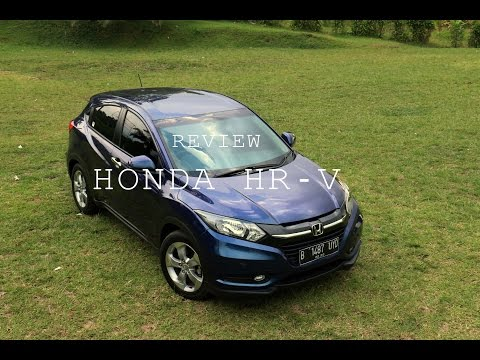 Review Honda HR-V 1.5L E CVT | Oto.com