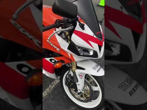 2012 Honda CBR600RR in Greenbrier, Arkansas - Video 1