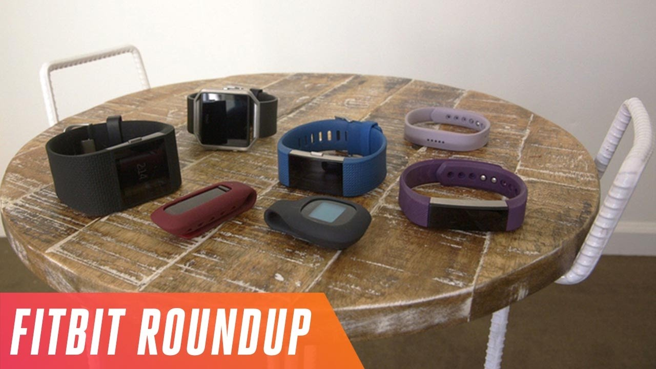 Which Fitbit should you buy? thumbnail