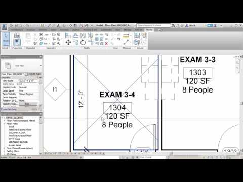 Revit 2017 - Calculate Annotation Tags