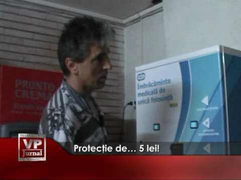 Protecţie de… 5 lei!