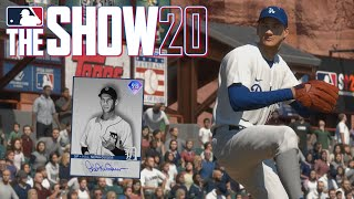 98 Signature Hal Newhouser Debut! | MLB The Show 20 | Ranked Seasons