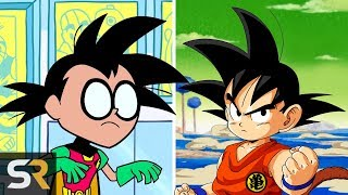 25 Funny Teen Titans Go! Moments You Probably Missed