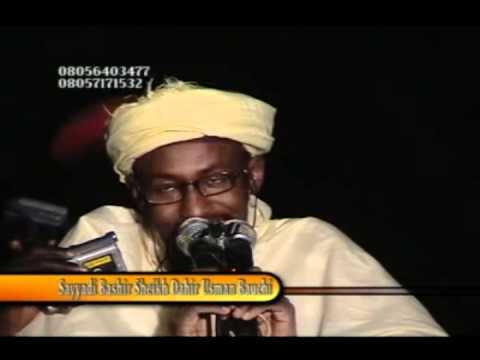Sayyadi Bashir Sheikh Dahir Bauchi. RADDI pt7. 7/14