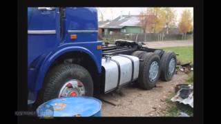 Ремонт своими руками грузовика МАЗ 64229