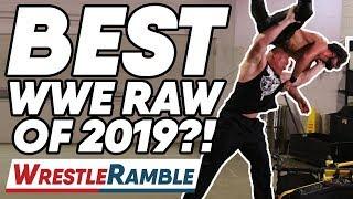 BEST WWE Raw Of 2019… & The Last Few Years?! WWE Raw July 29, 2019 Review | WrestleTalk