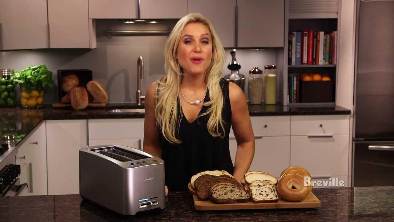 Breville® --Grille Pain Smart Toaster™ en Mét