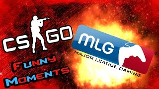 Not So MLG Moments : Cs Go Montage