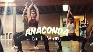 Anaconda – Nicki Minaj | Sierra Neudeck | Choreographer – Brooklyn Jai