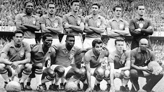 Qual foi a melhor seleção brasileira já formada?