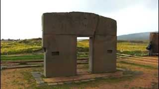 preview picture of video 'Puerta del Sol Tiwanaku'