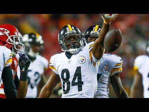 Pittsburgh Steelers vs Kansas City Chiefs Full Game Highlights / NFL Week 6
