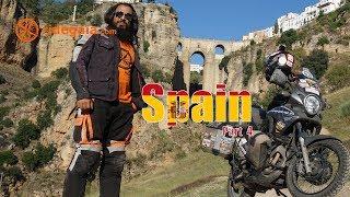 Ep 89 - Spain (part 4) - Motorcycle Trip Around Europe