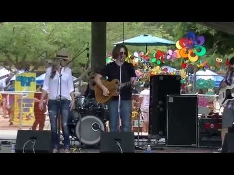 Kevin Pfeffer & Band Performing The Widow by the Mars Volta Live @ the 2014 Garlic Festical!