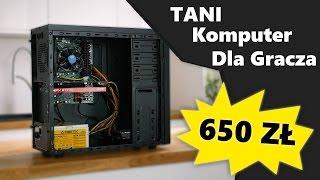 ULTRA Tani Komputer Do Gier? TEST PC Za 650 PLN! 🔥