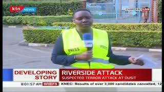 Riverside attack: Live updates from Chiromo Mortuary; 13 casualties brought in overnight