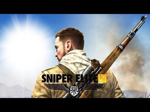 Gameplay de Sniper Elite 3: Afrika Ultimate Edition