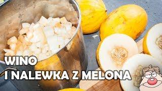 Przepis na wino i nalewkę z melona wg Malinowynos.pl
