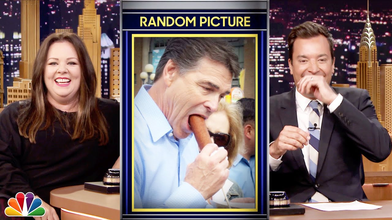 Random Picture Word Association with Melissa McCarthy thumbnail