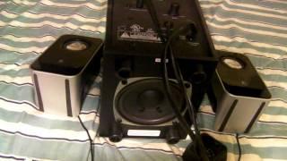 Logitech LS21 2.1 Stereo Speaker System Review