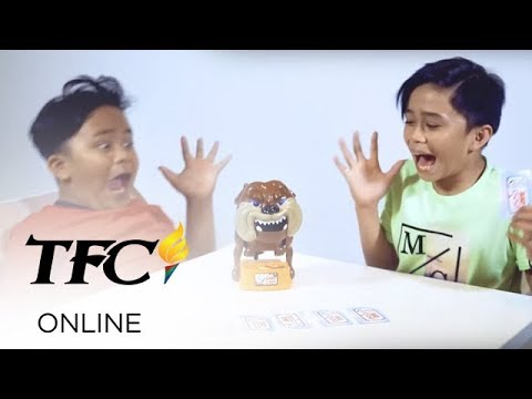 TFC Digital: Bad Dog Challenge with Francis And Mackie