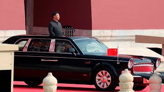 'Deeply worrying' events shows just 'how little we can trust China'