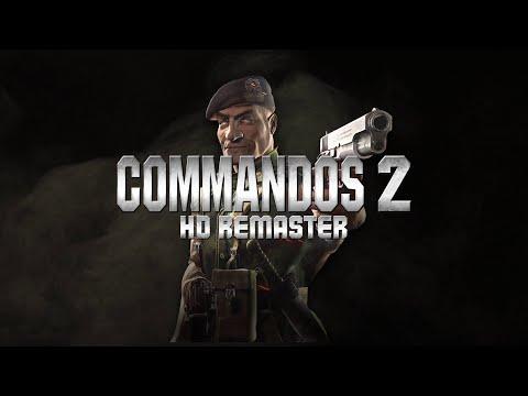 Trailer de lancement de Commandos 2 - HD Remaster