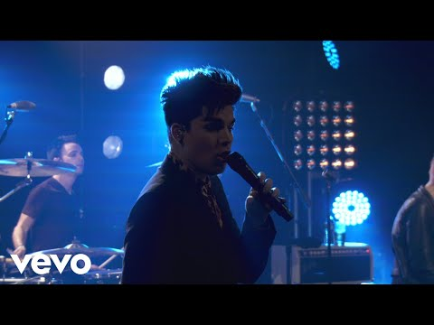 Kickin' In Lyrics – Adam Lambert
