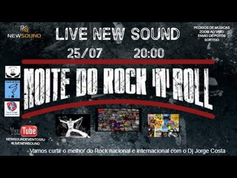 Live New Sound - Dia do Rock