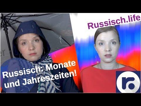 Russisch: Monate und Jahreszeiten [Video]