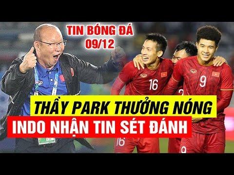🔥HLV Park Hang Seo THƯỞNG NỎNG Cho U22 Việt Nam Sau Khi Thắng Campuchia - TIN TỨC 24H TV