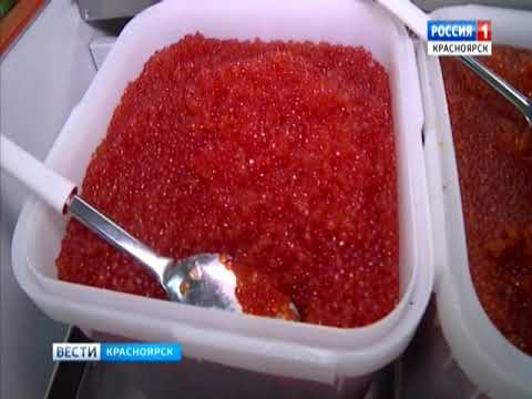 Более 30 видов северных морских деликатесов прибыли в Красноярск с Камчатки