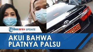 Pengakuan Wanita yang Viral Pamer Plat Merah TNI, Minta Maaf dan Klarifikasi soal Plat Bodong