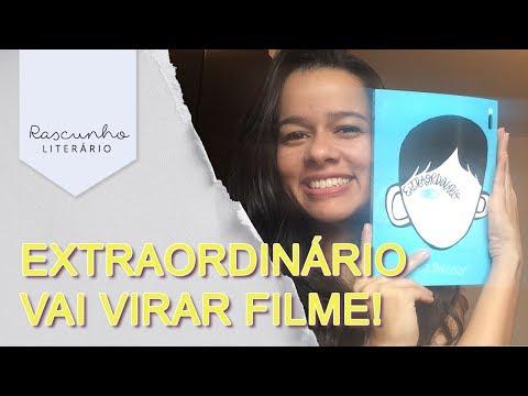 EXTRAORDINÁRIO VAI VIRAR FILME!