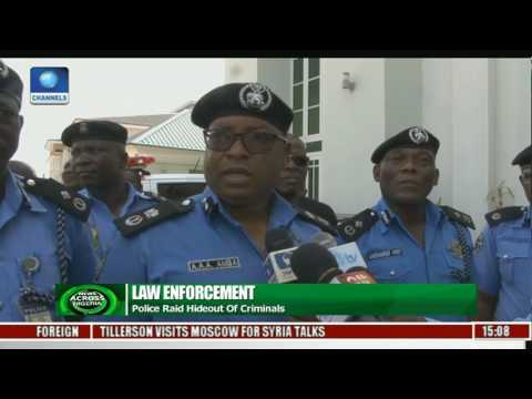 Suspected Kidnappers,Robbers Caught In Bayelsa,Kaduna