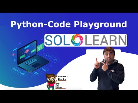How to Use SoloLearn-Python Code Playground
