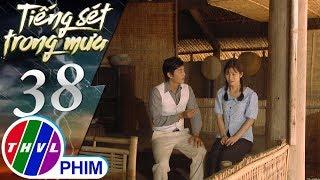 THVL   Tiếng sét trong mưa - Tập 38[4]: Phượng hạnh phúc khi được cậu Hai mang nhẫn ra cầu hôn