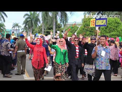Festival Budaya Nusantara 2017 di Kota Tangerang