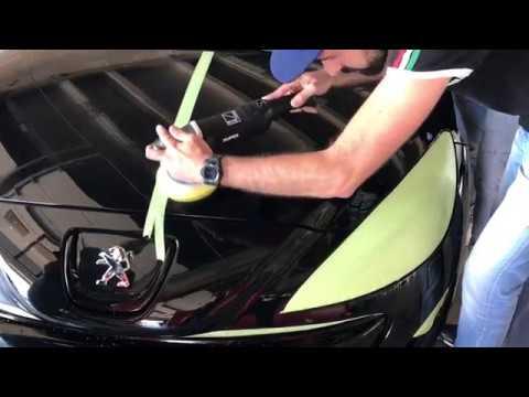 Come utilizzare una lucidatrice rotorbitale?